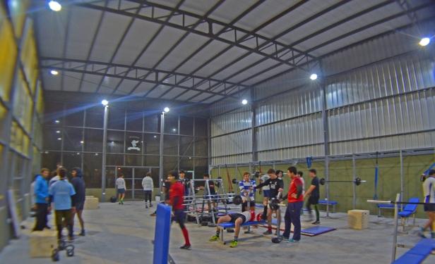 Gym Horarios