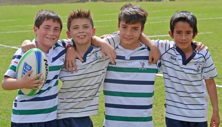 Fixture Rugby Infantil