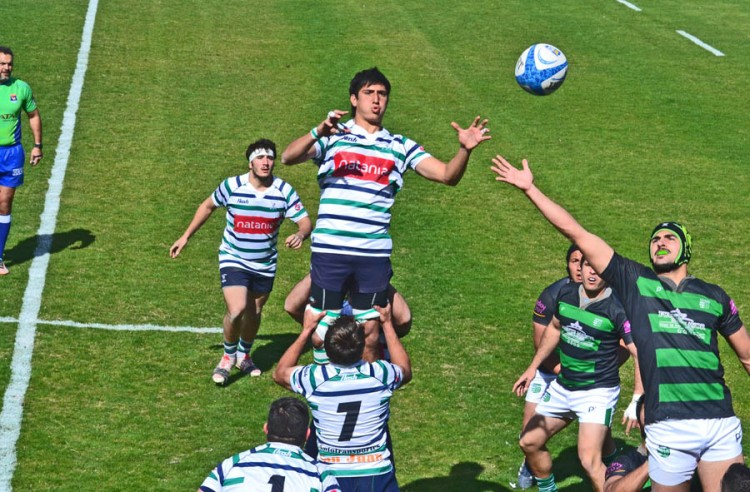 Competencia Rugby 2018