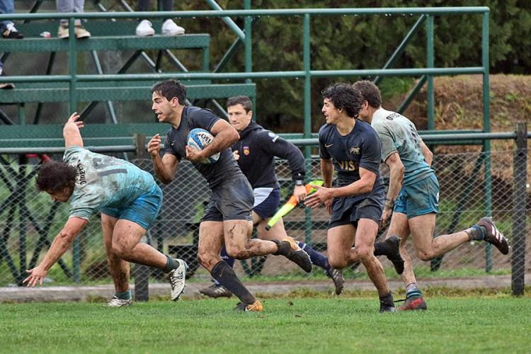 CNJ Tito Julio 29 vs uruguay